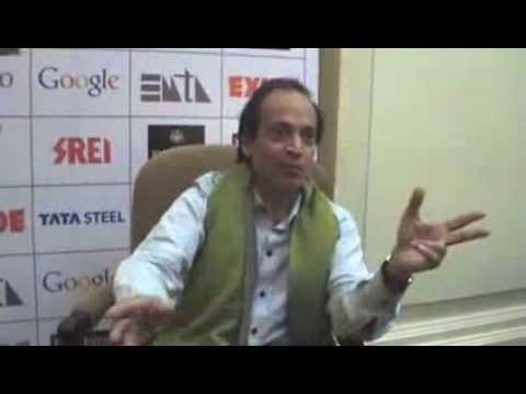 Candid Chat with Vikram Seth
