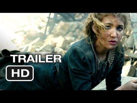 The Book Thief TRAILER 1 (2013) - Geoffrey Rush, Emily Watson Movie HD