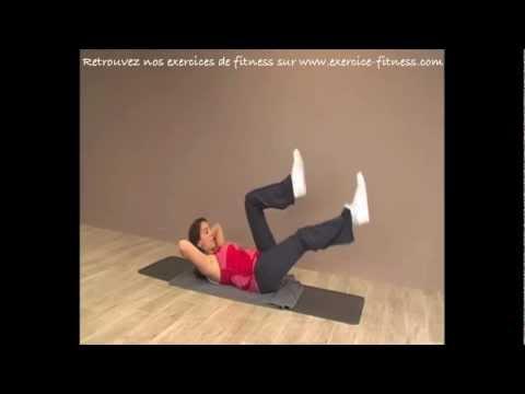 exercice fitness avoir un ventre plat perdre du ventre. Black Bedroom Furniture Sets. Home Design Ideas