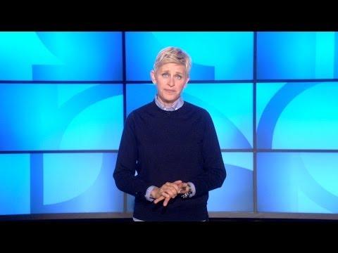 Memorable Moment: Ellen Kids Around
