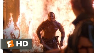The Scorpion King (8/9) Movie CLIP Swords Of Fire (2002