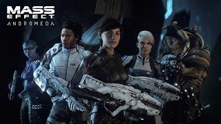 Mass Effect: Andromeda - Sara Ryder Trailer