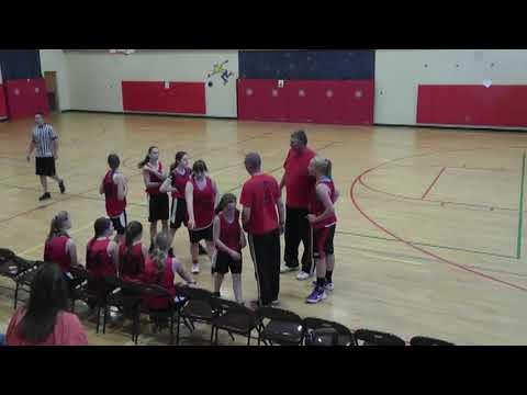 Red Bulls - L.C. Lakers Girls 5-12-12