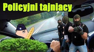 Kontrola której się nie spodziewasz - POLICYJNI TAJNIACY