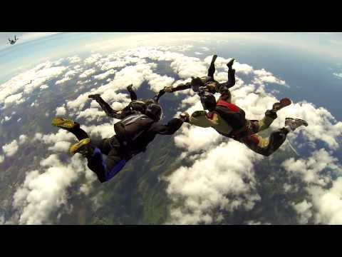 The Best Skydiving Jumps of 2013 (2nd half) - Skydiving in Paradise