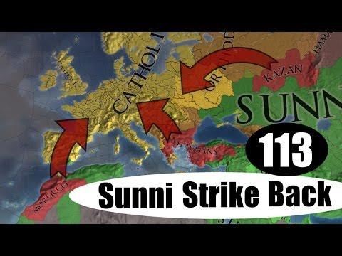 Scandinavia, Ireland, and Cowards [113] Sunni Strike Back Kazan Multiplayer Europa Universalis 4