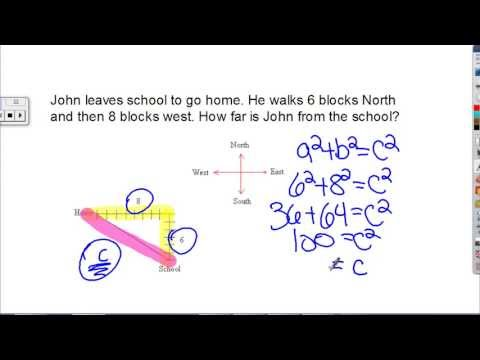 using the pythagorean theorem in everyday Lily allen gave a voice to bored schoolchildren everywhere this week when she  posted on twitter to moan about pythagoras's theorem.