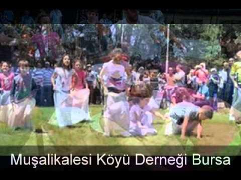 Köyü Bahar Şenliği  Davet  Bursa