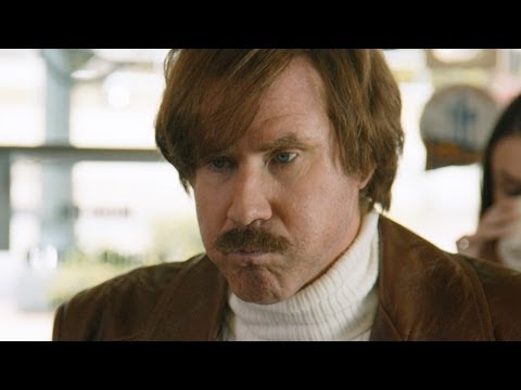 "Anchorman 2 ""I'll Take the Job"" Official Clip"