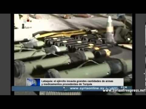 19_08_2013 ~ Noticias de Siria (ESP) ~ Srian Army  eliminates terrorists in Lattakia