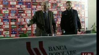 24/04/2010 - Bari a nervi tesi prima della Juventus