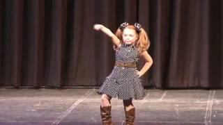 EZRAH NOELLE Cowboy Sweetheart Leann Rimes Yodeling child singer NATIONAL FINALIST AMAZING cover