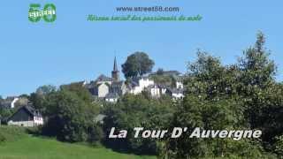 Roadbook moto Puy-de-Dôme : Le Mont Dore