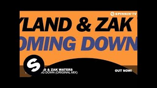 Candyland & Zak Waters Not Coming Down (Original Mix