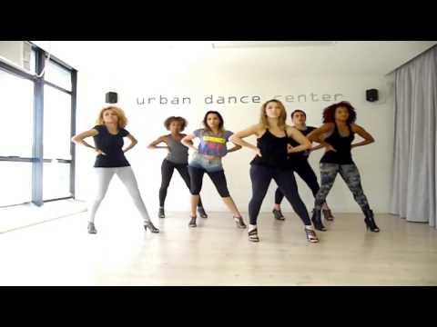 Ensaio Anitta e Dançarinos Menina Má - Mc Anitta