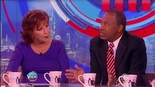 Ben Carson Defends His Endorsement of Donald Trump - The View