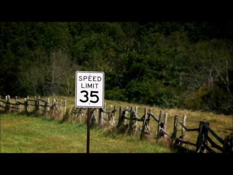 Top Gear USA Roadtrip - Speed Limits on the Blue Ridge Parkway