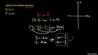 Vzporedna vektorja