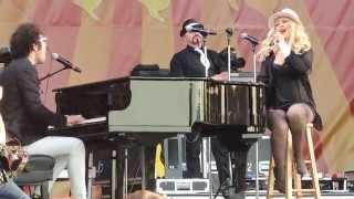Say Something Live! A Great Big World Ft. Christina Aguilera