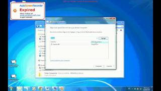 Compartir En Red Archivos Y Carpetas Windows 7