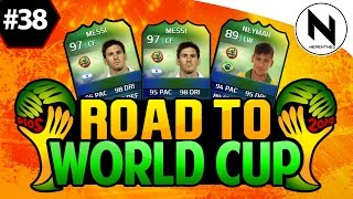 BRAND NEW TEAM!! FIFA 14 Ultimate Team - Road to World Cup #38