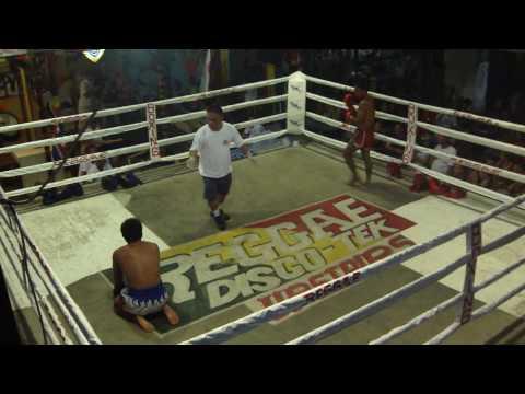 Most Brutal Muay Thai Fight Ever Thailand Round 1