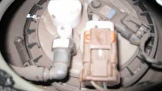 Fixed Check Valve (Fuel Pump Test and Replacement) on 2005 Suzuki Forenza videos