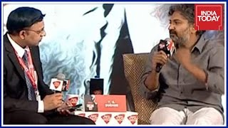 Watch : Team Baahubali @ India Today South Conclave -Rajam..