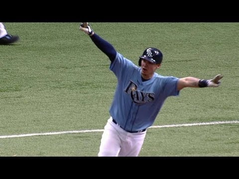 Lobaton wins it, clubs first walk-off homer