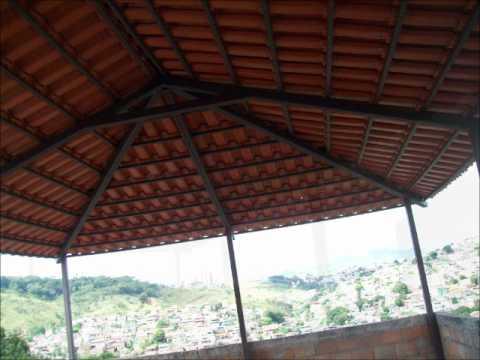 Telhados Coloniais de ferro