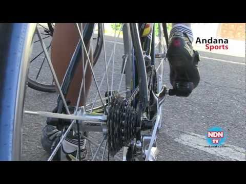 Vuelta Ciclista a Sierra Morena - 2012