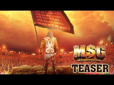 MSG - The Messenger of God | Teaser Trailer (60 sec) | Saint Gurmeet Ram Rahim Singh Ji Insan