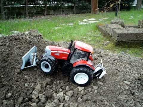 Rc traktor bruder