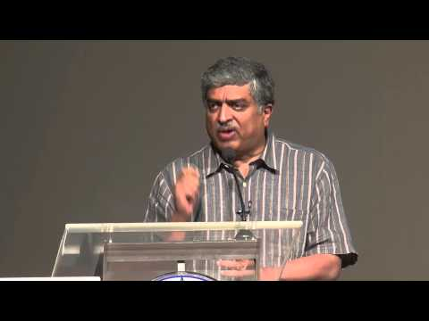 Nandan Nilekani: Politics As a Lever of Change
