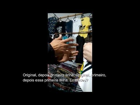 Farra dos produtos falsificados em Carlos Barbosa