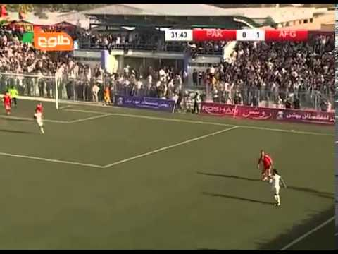Afghanistan VS Pakistan 3-0 Friendship Football Match Highlights 20 Aug 2013 -Pak Vs Afg Highlights