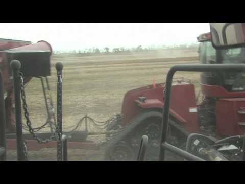 2011 South Dakota Bean Harvest