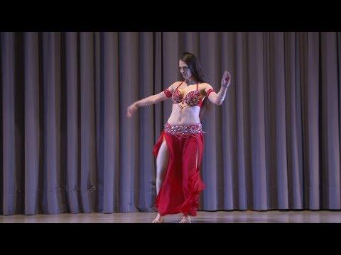 Irini Li - OTF Belly Dance Festival 2015