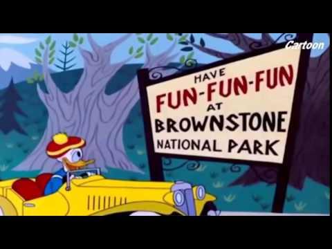 Phim hoạt hình   vịt donal và hai chú sóc tinh nghịch