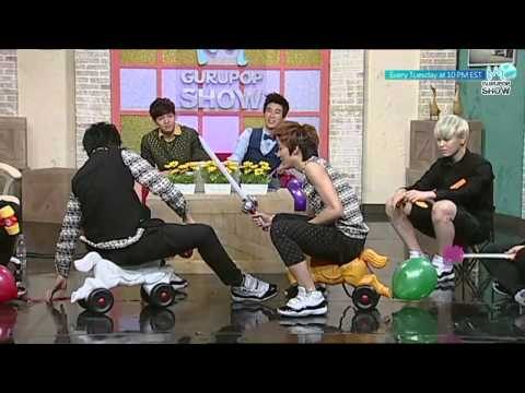 GURUPOP Show EP4 - B.A.P (Pt.3), Are you ready to meet and interact with your favorite K-pop stars on LIVE? Meet your favorite K-pop stars and chat with them on live at GURUPOP.com on every ...