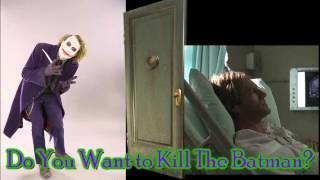 Do You Want To Kill The Batman? A Frozen Parody Song
