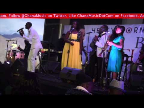 Noble Nketia - - Performance at 'Be My Guest' concert