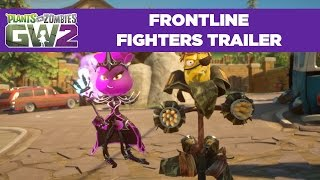 PvZGW2 - Frontline Fighters Frissítés Trailer
