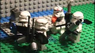 Lego Clone Wars: The 41st Elite Legion, IV