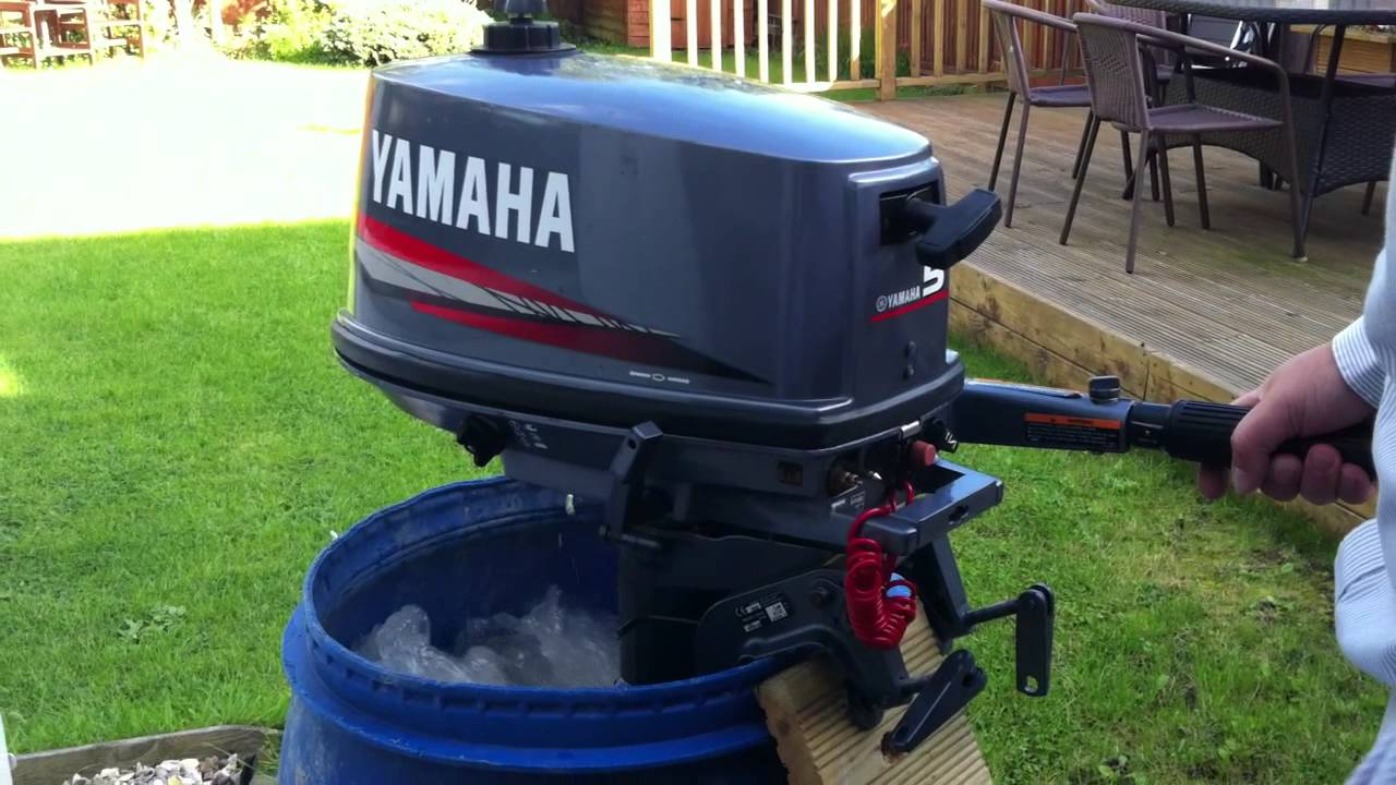 Yamaha 5hp Outboard For Sale Rob Wills Youtube