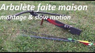 Tuto l arbal te de survie z mp3toke for Arbalete fait maison
