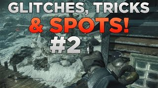 Call Of Duty: Ghosts Glitches, Tricks & Spots (Part 2