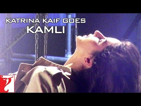 Katrina Kaif goes Kamli - DHOOM:3