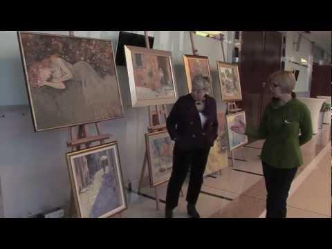 Julia Myga - malarstwo -