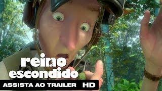 Reino Escondido Trailer Dublado HD